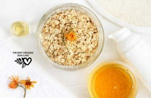benefits of oatmeal for your skin