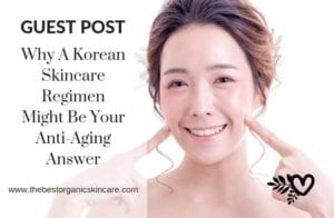 korean skin care regimen anti-aging
