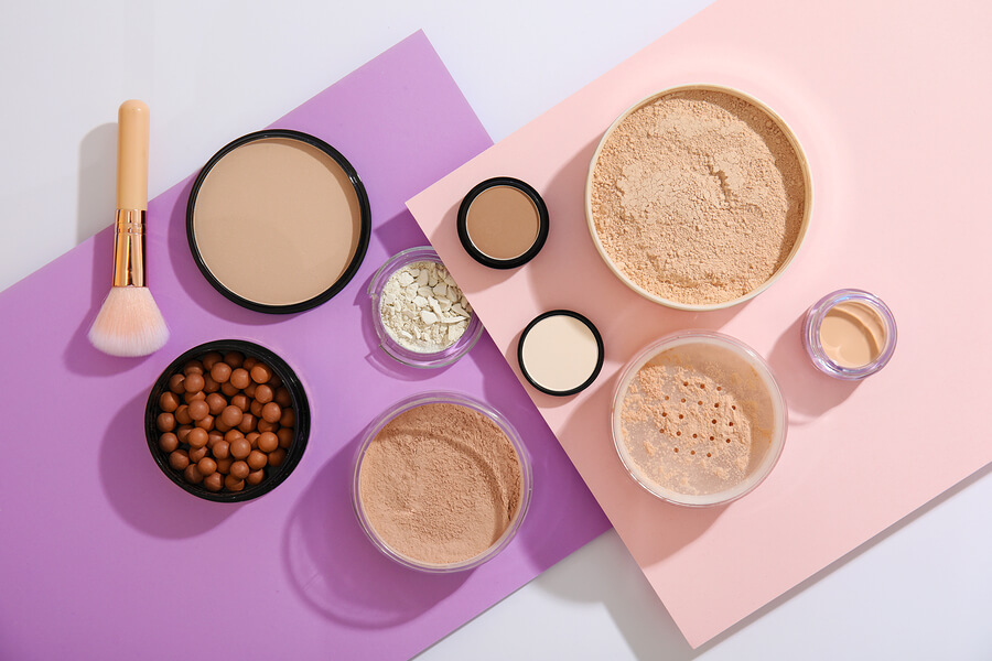 Choosing a powder foundation