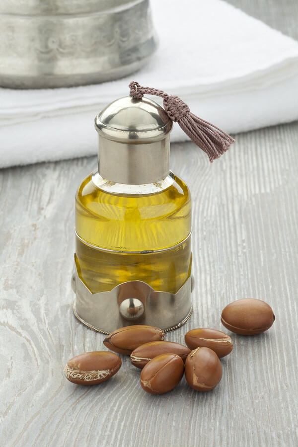 argan oil vitamin e content