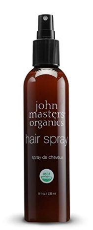 best natural hairsprays - John Masters Organics - Hair Spray
