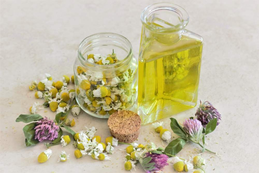 chamomile essential oil for sleep