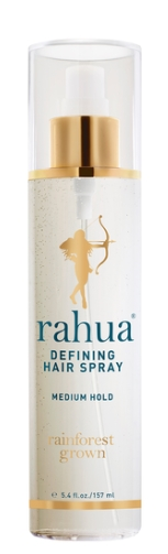 the best natural hairsprays - Rahua Organic Defining Hair Spray