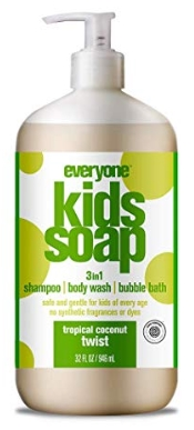 Everyone 3-in-1 Soap for Every Kid