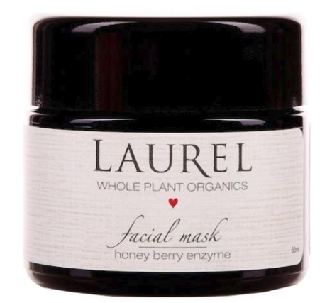 Laurel Whole Plant Organics Honey Berry Facial Mask