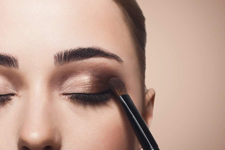 smokey eye for hooded eyes