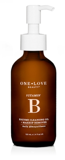 Best organic cleansing oils - One Love Organics Vitamin B Cleanser