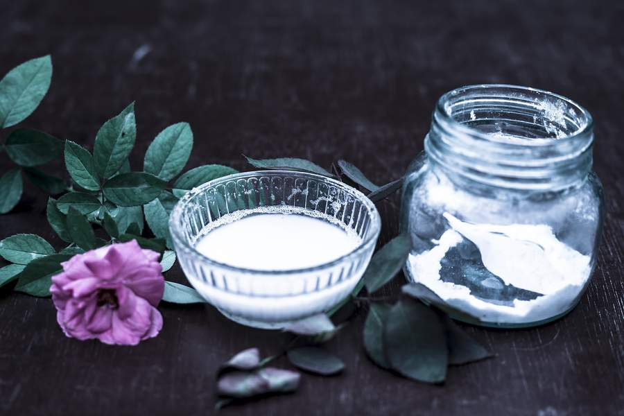 baking soda facial scrub recipe