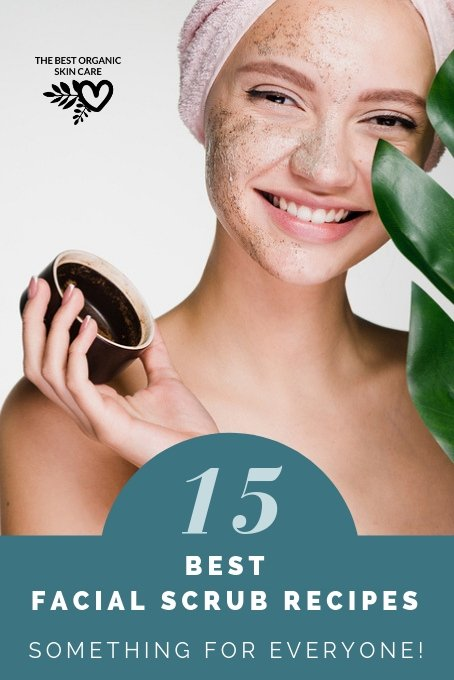 best homemade facial scrubs