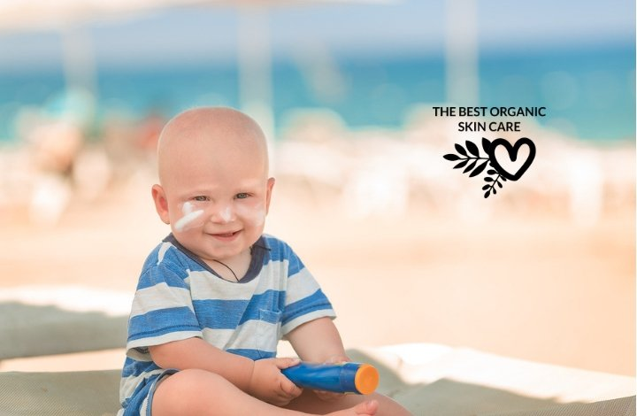 6 best organic sunscreens for kids