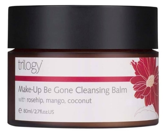 Trilogy Makeup Be Gone Cleansing Balm - best organic cleansing balm