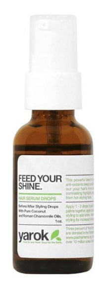 Yarok Hair Care Feed Your Shine Serum