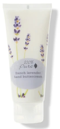 100% PURE French Lavender Hand Buttercream