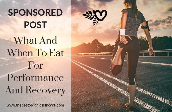 what to eat for performance and recovery