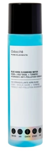 Blue Aura Cleansing Water - best organic micellar water products