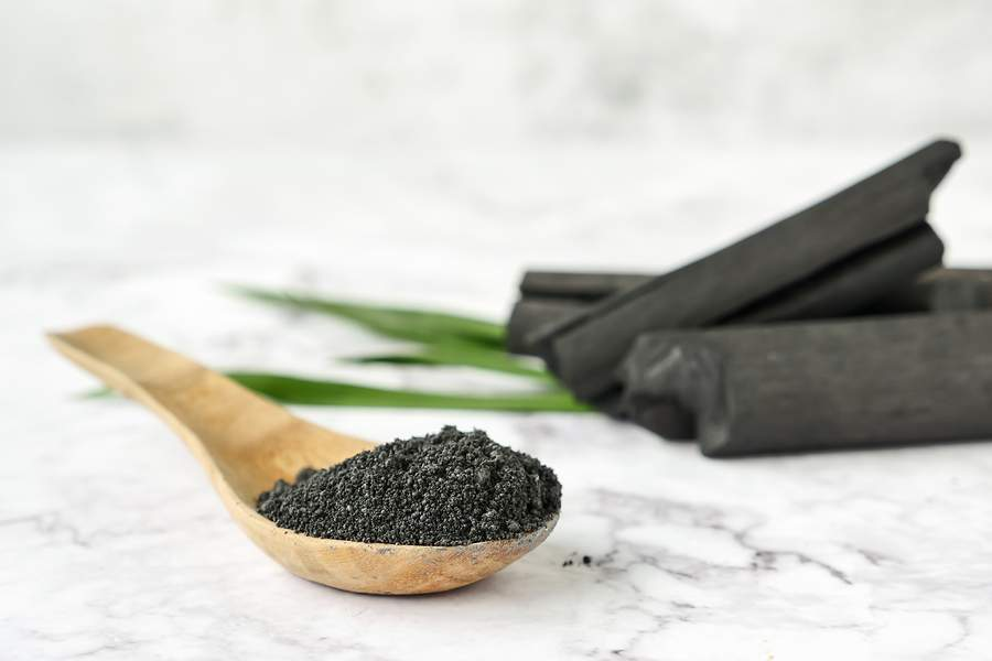 activated charcoal deodorant recipe