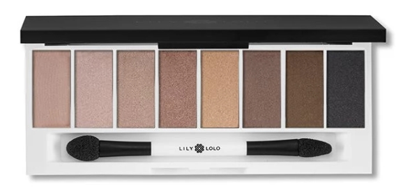 Lily Lolo Laid Bare Eye Palette – best organic eyeshadow palettes