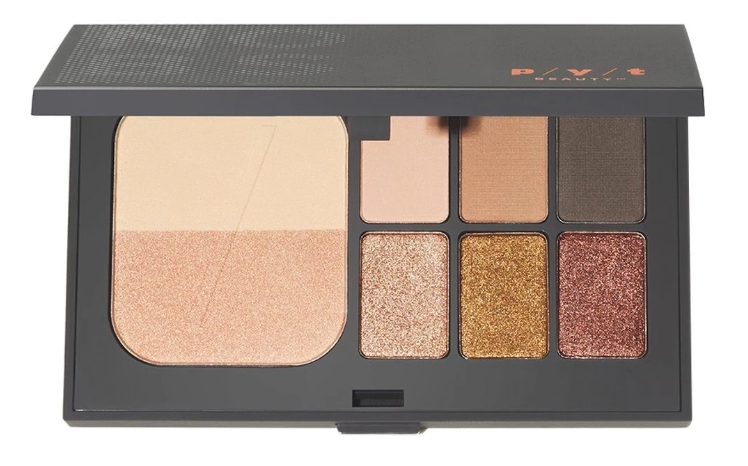 best organic eyeshadow palette - PYT Beauty No BS Eyeshadow Palette
