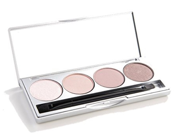 honeybee gardens eyeshadow palette - best natural eye shadow palettes