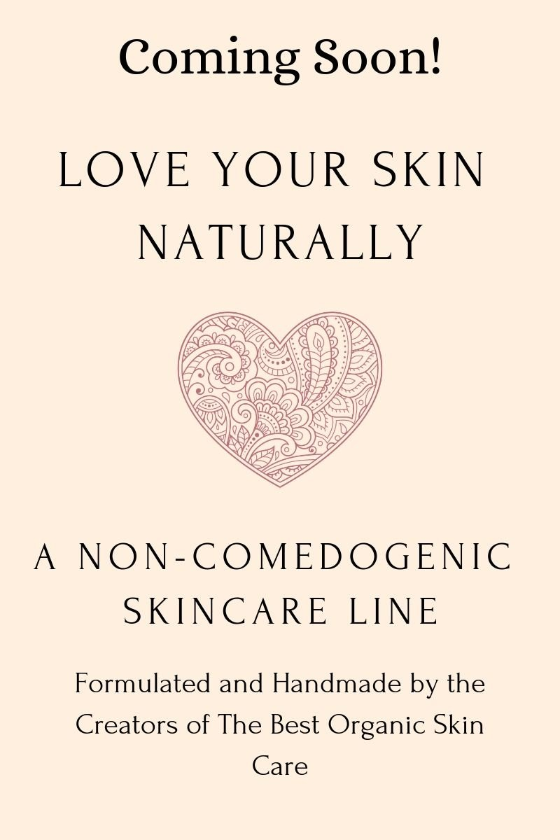 love your skin naturally skincare line launch