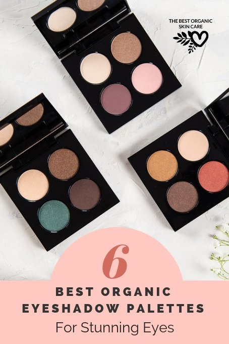 the best organic eyeshadow palettes for stunning eyes