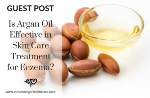 argan oil and eczema
