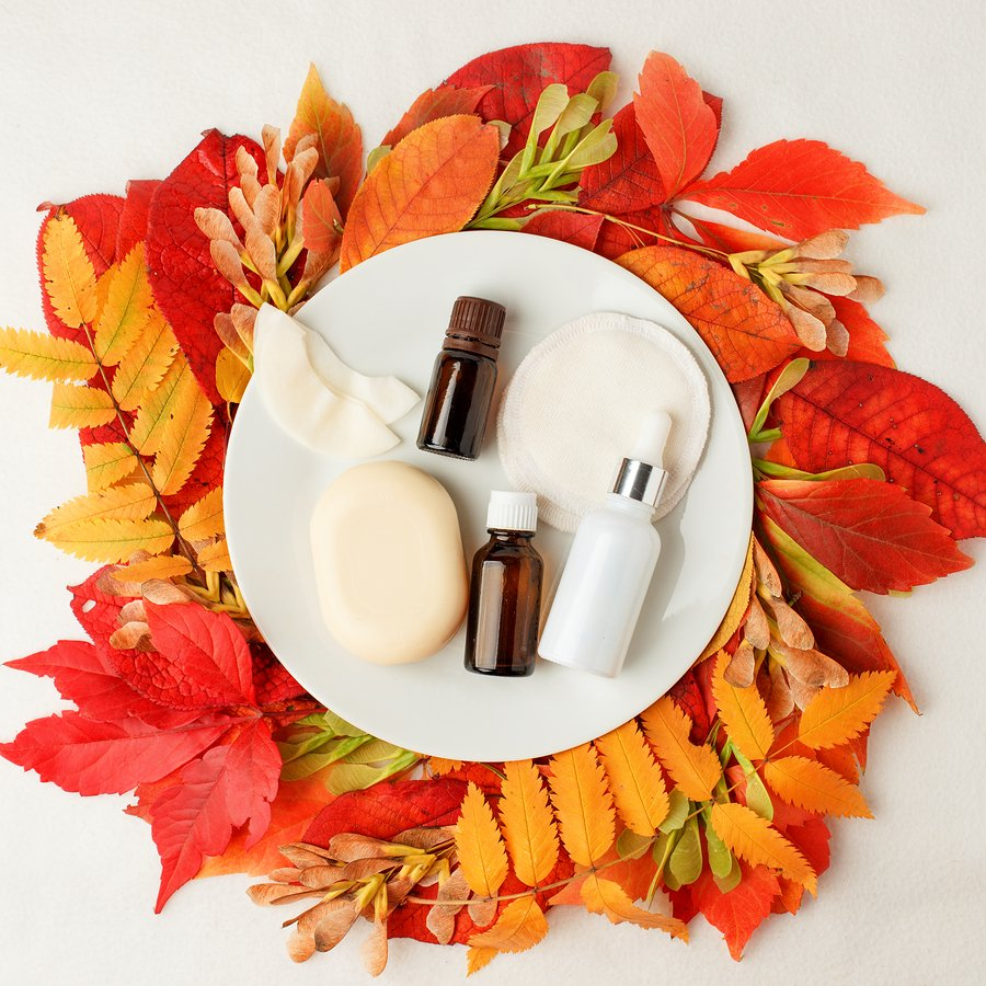 essential oils for autumn