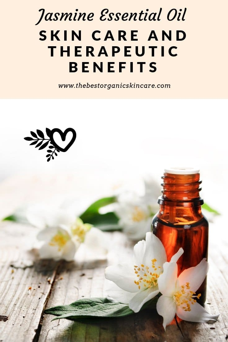 jasmine essential oil skin benefits