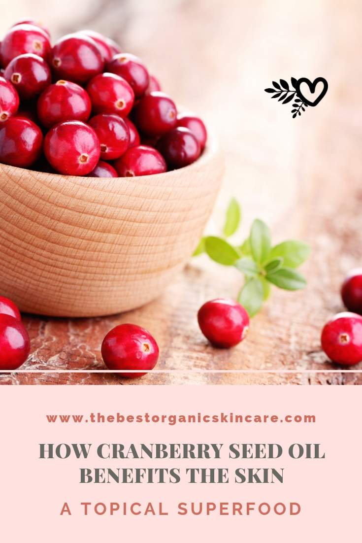 the skin benefits of cranberry seed oil