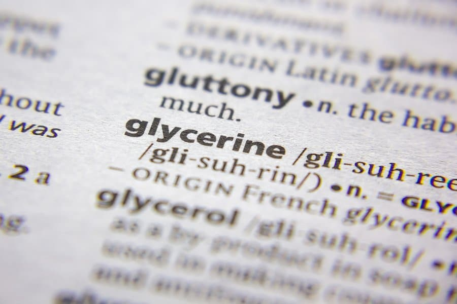 skin benefits of glycerin