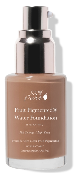 Fruit Pigmented® Full Coverage Water Foundation _ 100% PURE
