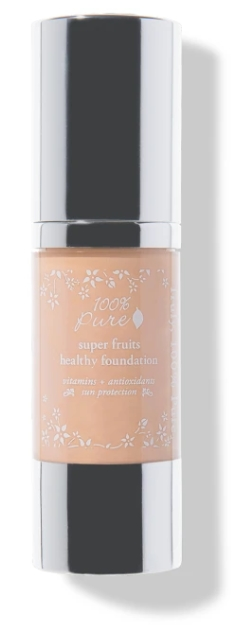 Fruit Pigmented® Healthy Foundation _ 100% PURE