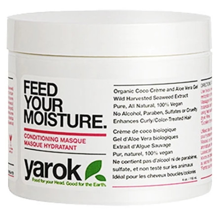 Yarok Hair Care Feed Your Moisture Masque
