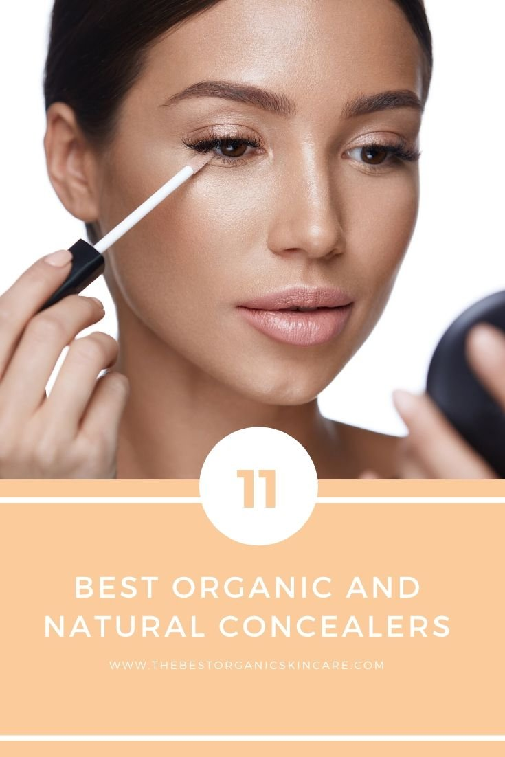 11 best organic and natural concealers