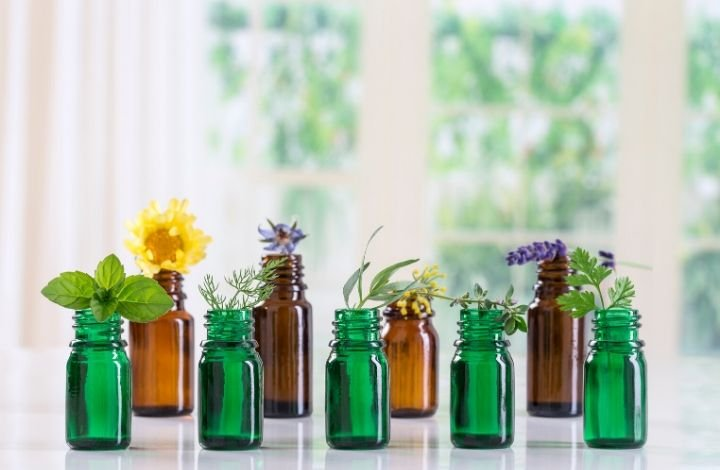 Essential Oils For Wrinkles And Dry Skin