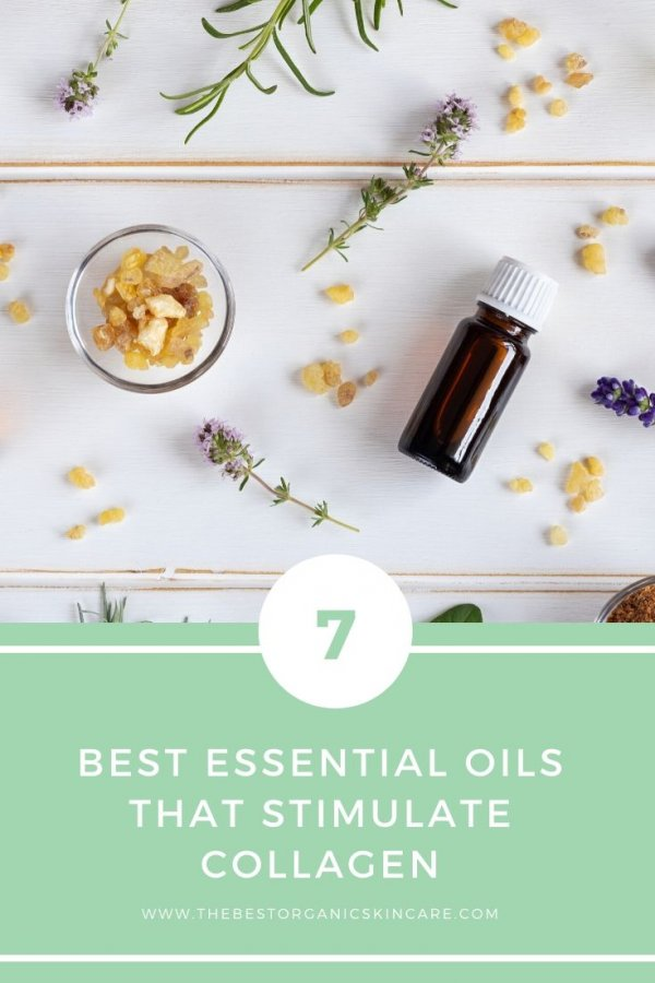best essential oils to stimulate collagen