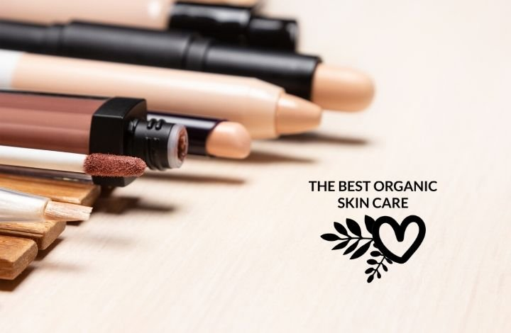 the best organic and natural concealers