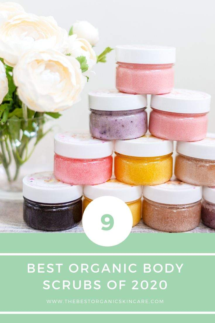 best organic body scrubs of 2020