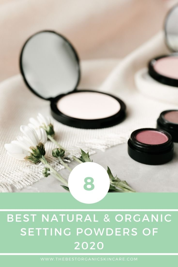 8 best natural and organic setting powders
