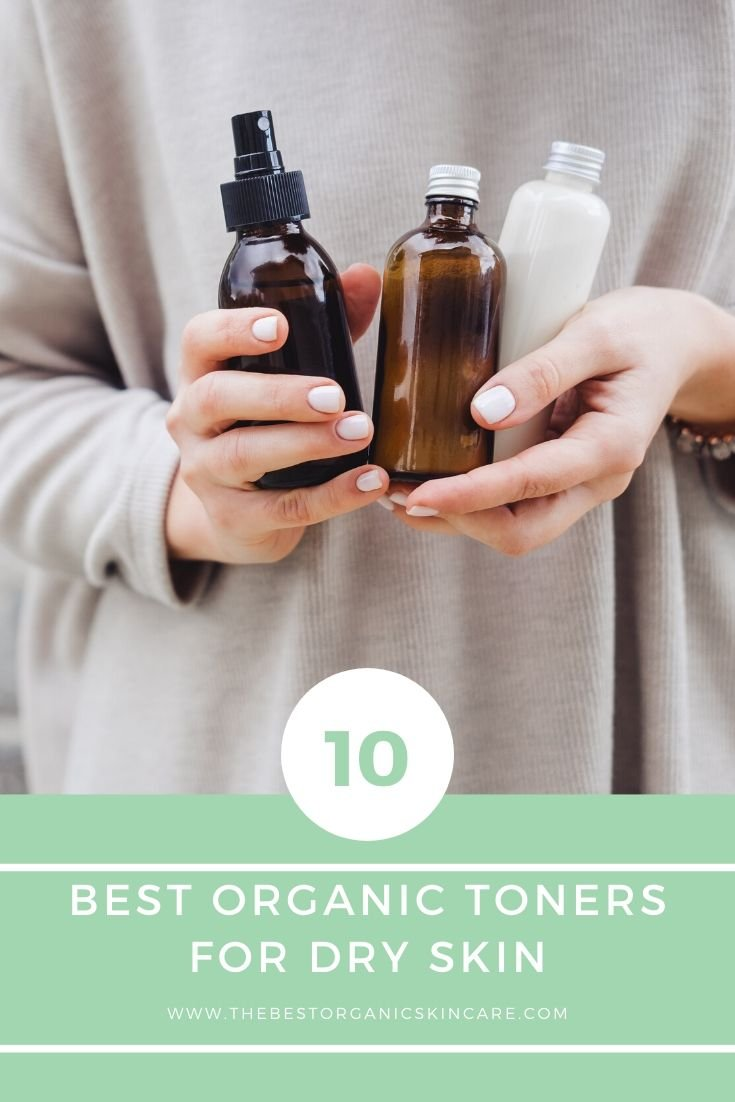 the best organic toners for dry skin