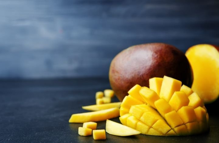 Mango and Avocado Cleansing Mousse recipe