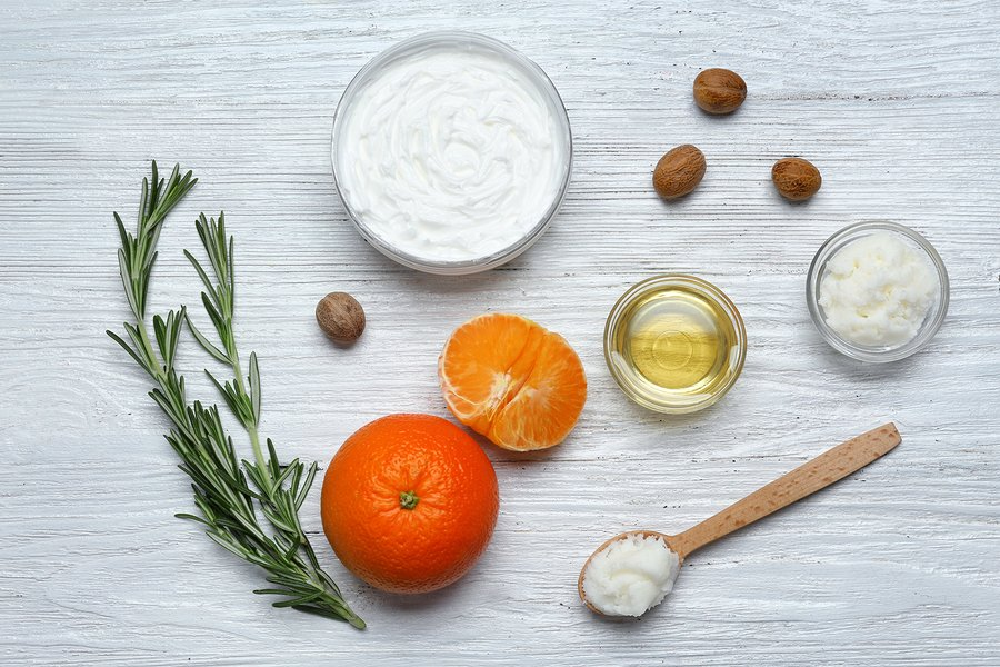 Mango and Mandarin Body Butter recipe