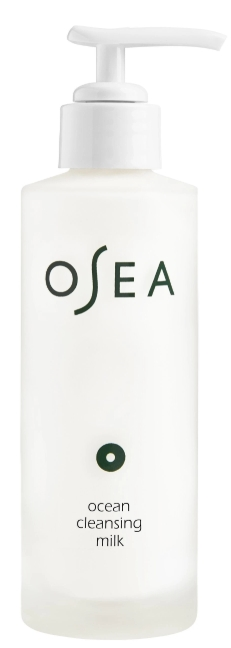 best organic facial cleansers for dry skin -Osea Ocean Cleansing Milk