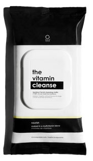 Kaia Naturals - The Vitamin Cleanse Wipes