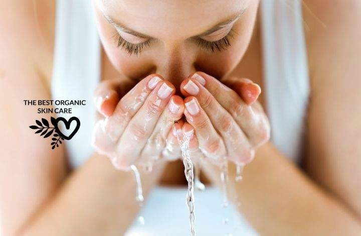 best organic facial cleansers for sensitive skin