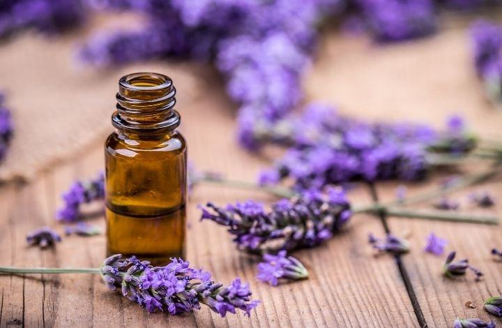 lavender essential oil for sensitive skin
