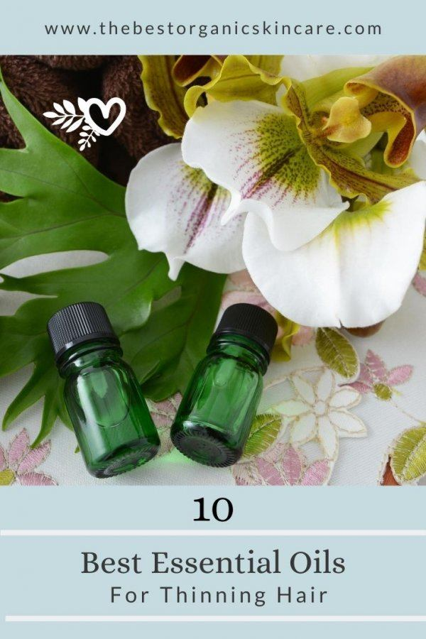 best essential oils for thinning hair