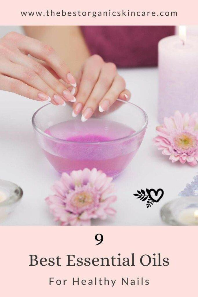 best essential oils for nails