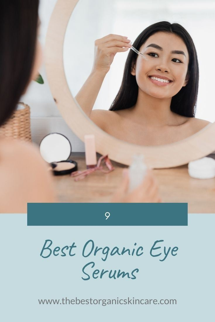 9 best organic eye serums