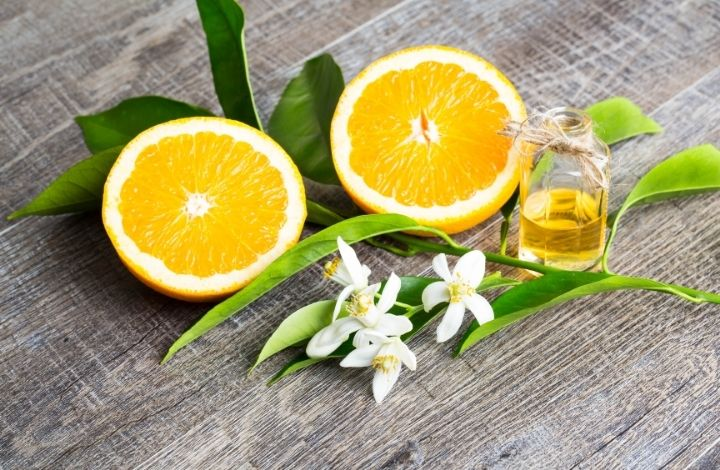 neroli oil skin benefits